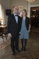 Årsfest 2013 med diplommottagare